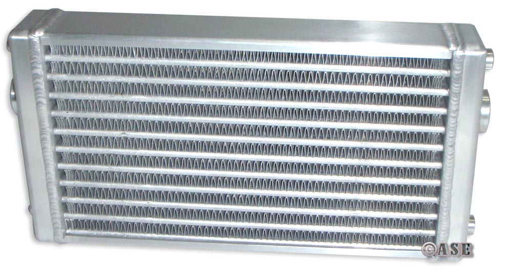 BILLET OIL COOLER 250X150X50