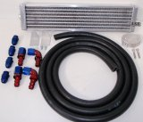 ENGINE OIL COOLER  KIT TO SUIT VE 400X100X50